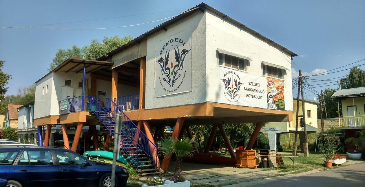 Szegedi Sárkányhajó Egyesület – Dragonboat Club of Szeged